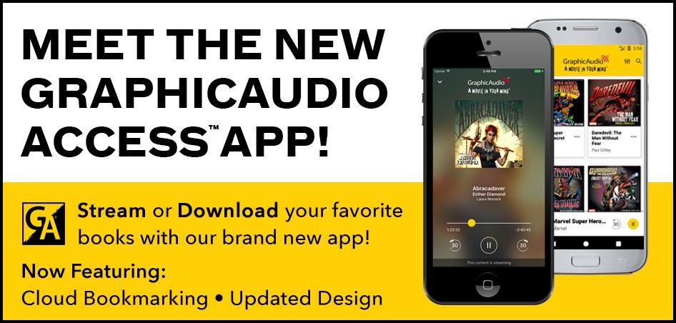 GraphicAudio Access App