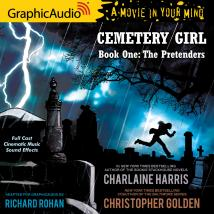Charlaine Harris and Christopher Golden