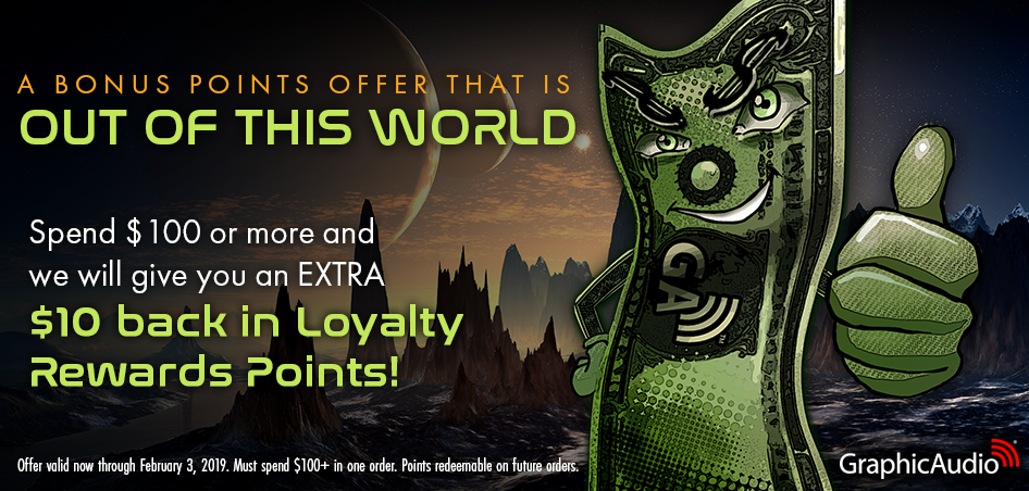 Spend $100 or more and we'll give you an EXTRA $10 back in Loyalty Reward Points! Available now through February 3, 2019. No coupon necessary.