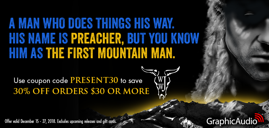 Try First Mountain Man series by William W. Johnstone. Take 30% Off Orders $30 or More with Coupon: PRESENT30 (excludes upcoming releases and gift cards)