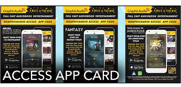 Access App Code Cards