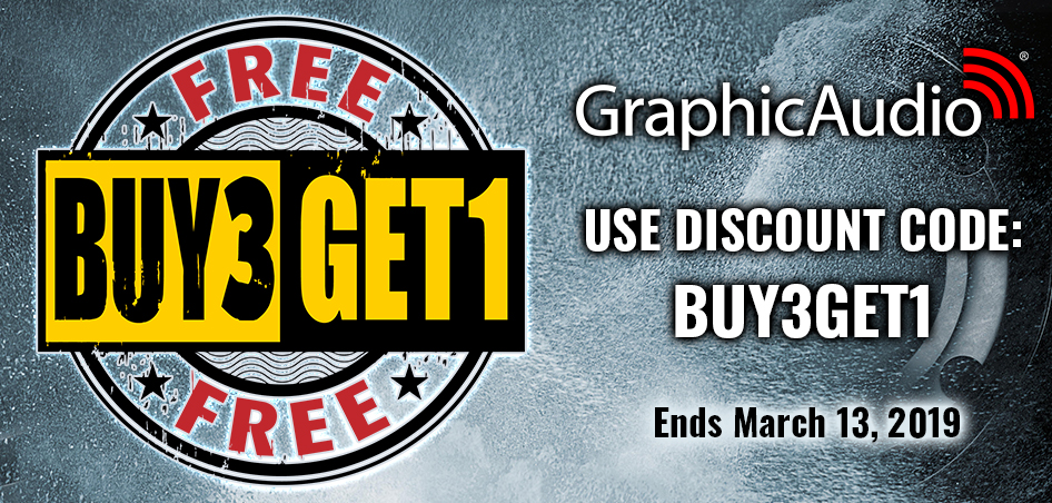 March starts with Buy 3 Get 1 Free! Use Coupon In Cart: BUY3GET1 (Valid now through March 13)