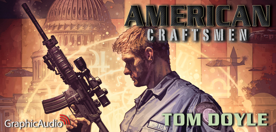 American Craftsman 1 by Tom Doyle
