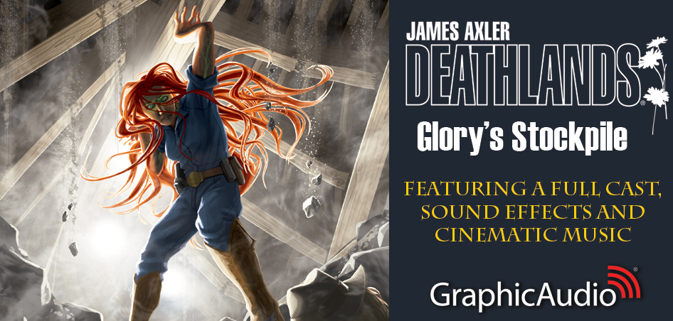 New Release! DEATHLANDS 134: Glory's Stockpile by James Axler (Post-Apocalyptic)