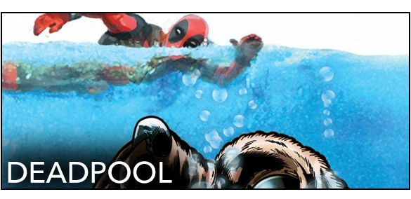 Deadpool Paws