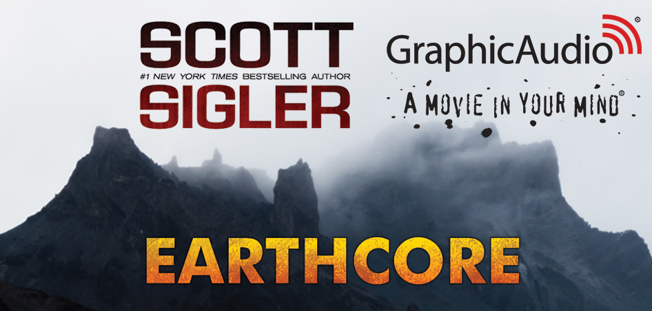 EARTHCORE (3 of 3) by Scott Sigler is now available!