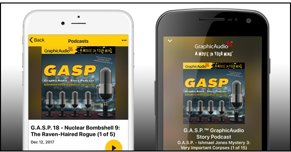 GASP Available on Android and iOS Devices