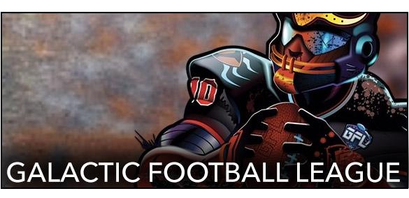 Galactic Football League