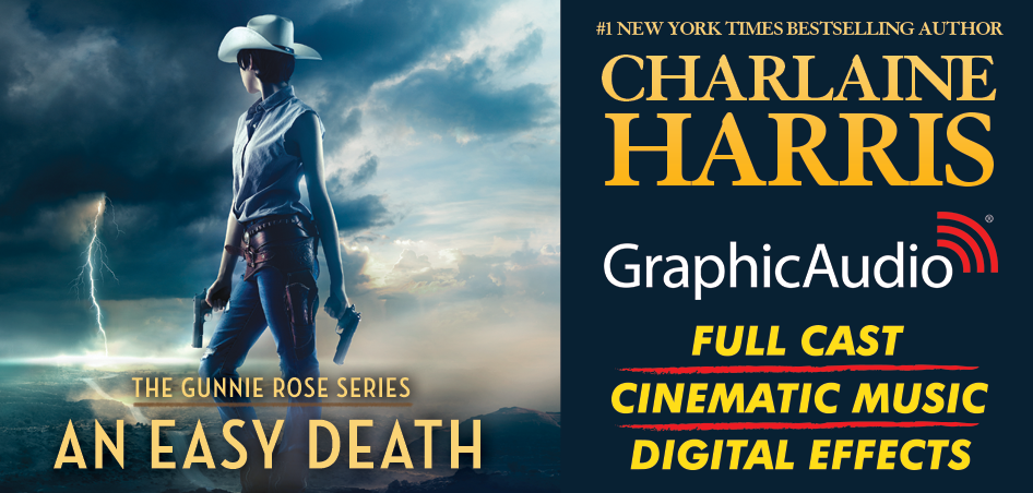 Gunnie Rose 1: An Easy Death by Charlaine Harris