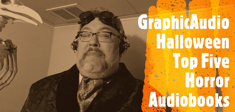 Grand Pa Guignol's Top Five Horror Titles - Watch the video and Listen to GraphicAudio Horror Today!