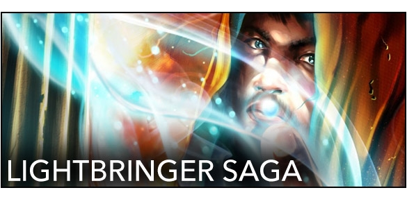 Lightbringer Saga