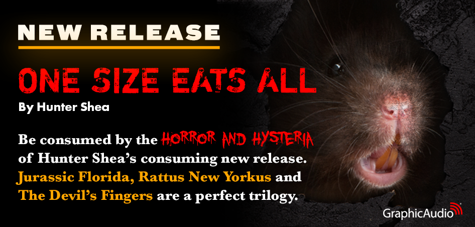 One Size Eats All Anthology by Hunter Shea!