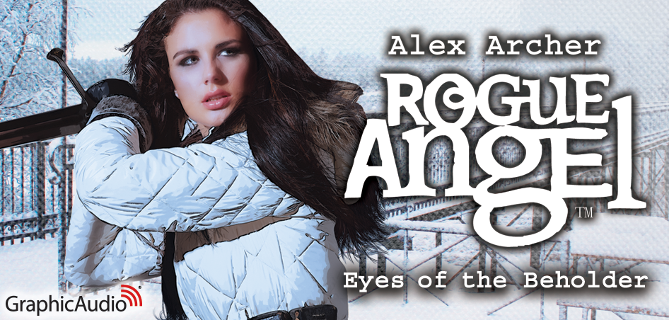 Rogue Angel 59: Eyes of the Beholder by Alex Archer (Mystery / Fantasy)