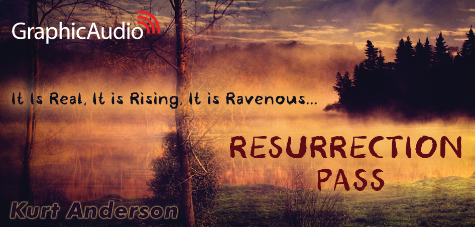 It Is Real, It is Rising, It is Ravenous... Resurrection Pass by Kurt Anderson (Wendigo Monster Horror)