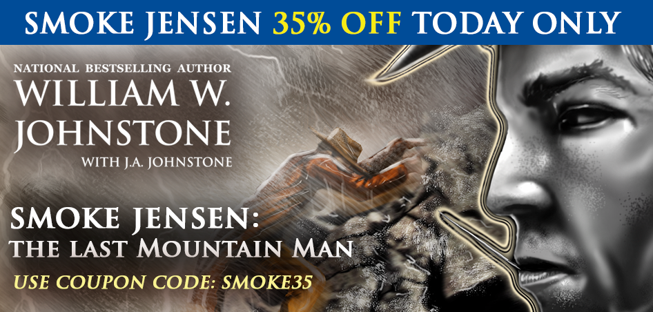 35% Off Smoke Jensen Today Only with coupon SMOKE35