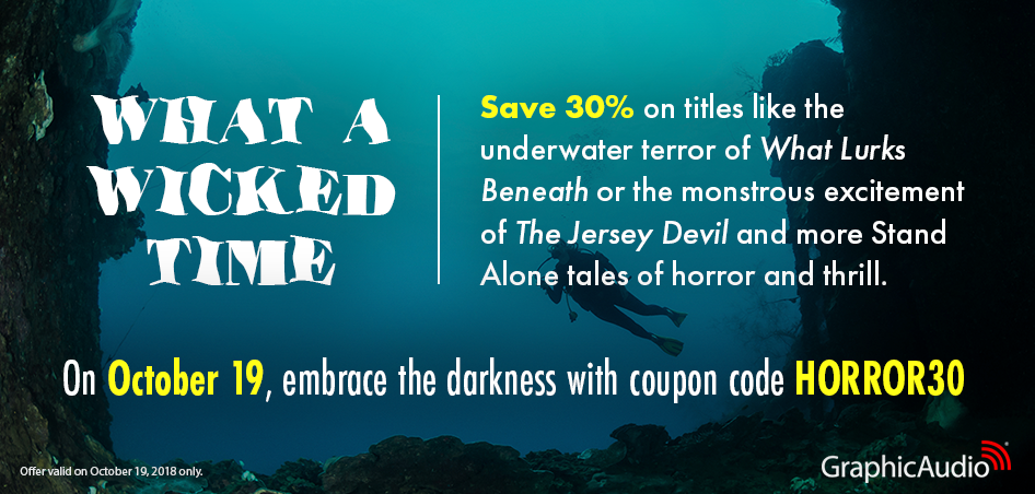 Take 30% Off Horror Stand-Alone Titles! Use coupon: HORROR30 (Valid today only)