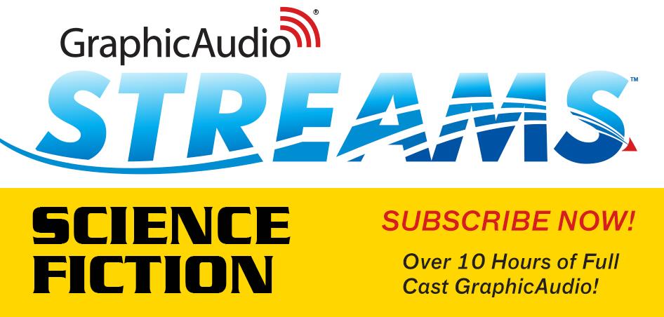 GraphicAudio Streams Subscription
