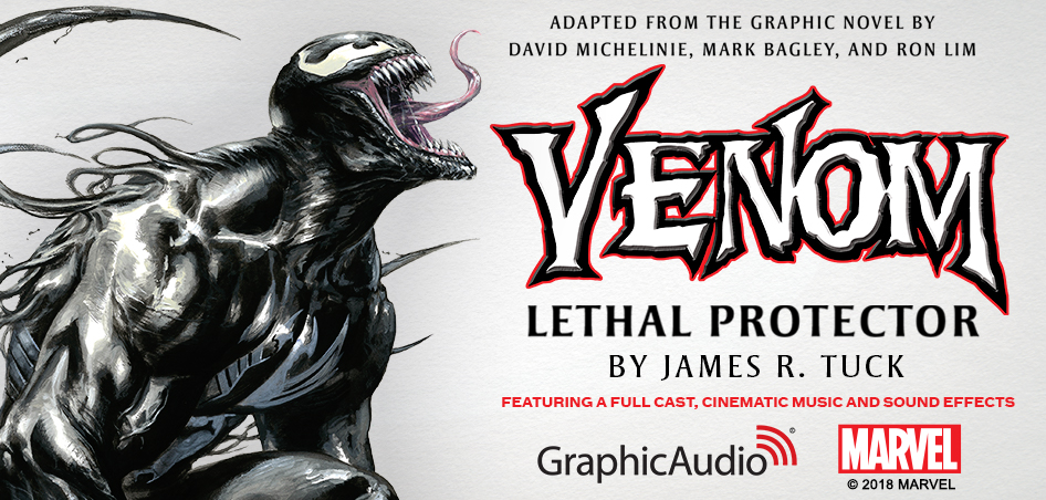 New MARVEL - Venom: Lethal Protector by James R. Tuck