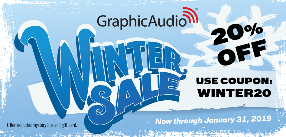 20% Off Winter Sale! Use Coupon In Cart: WINTER20 (offer excludes gift card & mystery box) Valid now through January 31.