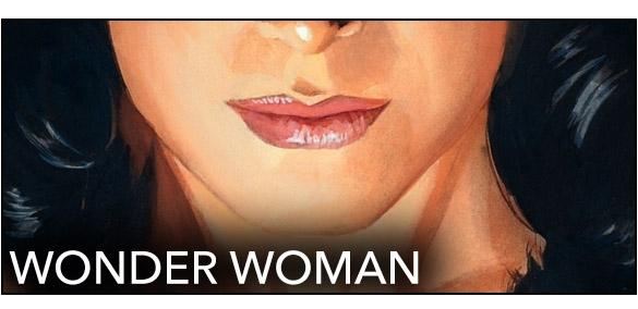 Wonder Woman Mythos